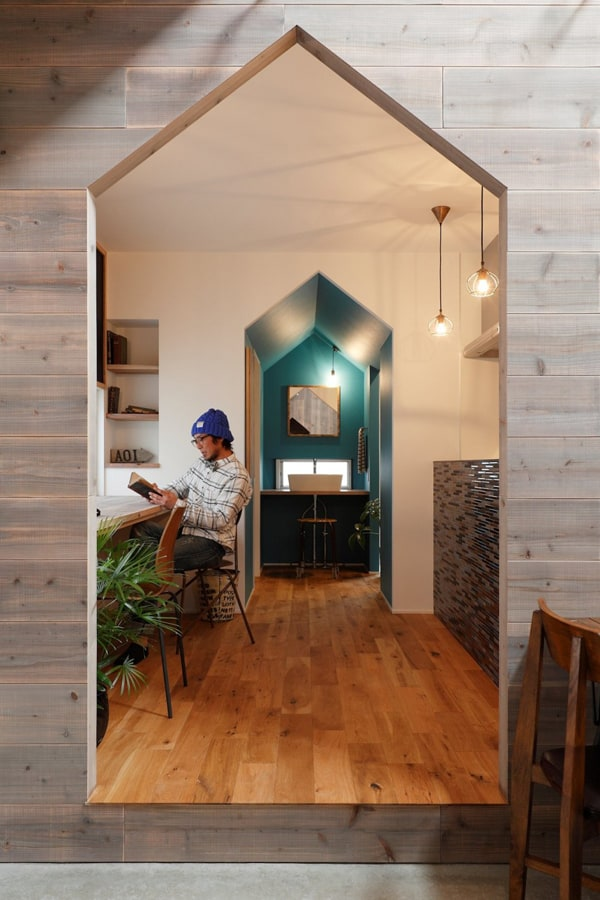 Hazukashi House-ALTS Design Office-07-1 Kindesign