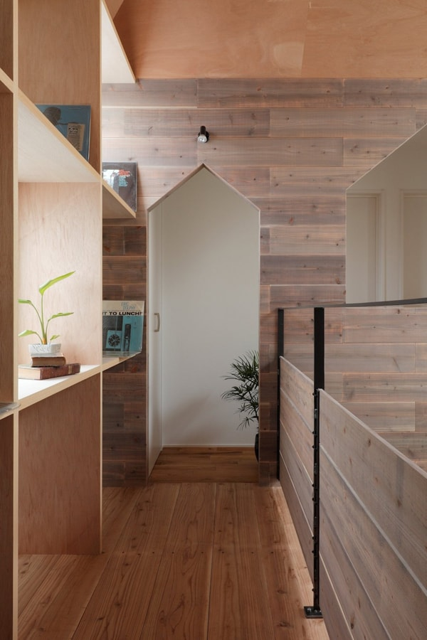 Hazukashi House-ALTS Design Office-12-1 Kindesign