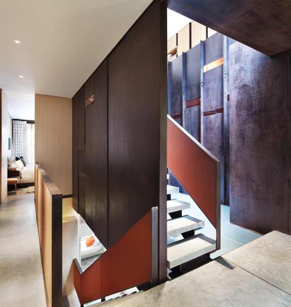 Inverted Warehouse Townhouse-Dean-Wolf Architects-09-1 Kindesign