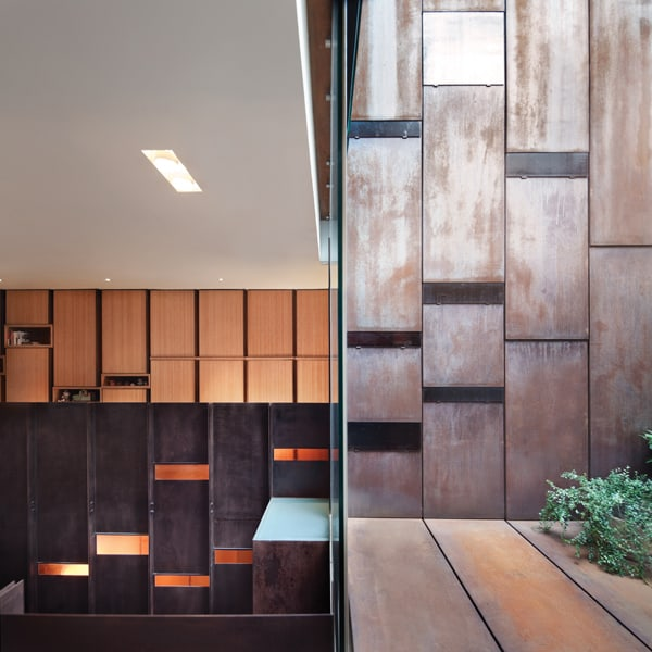 Inverted Warehouse Townhouse-Dean-Wolf Architects-10-1 Kindesign