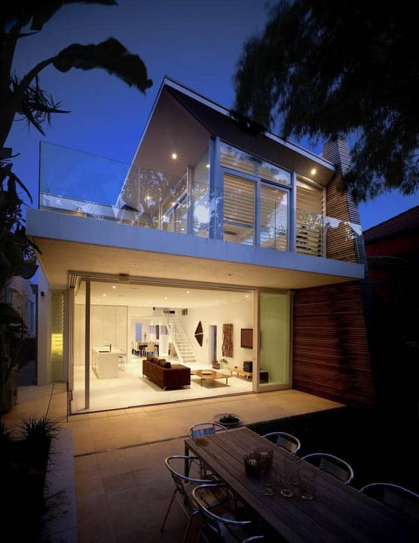 featured posts image for Modern family home in Sydney by Tony Owen Architects