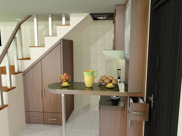 Kitchens Under The Stairs 27 1 Kindesign