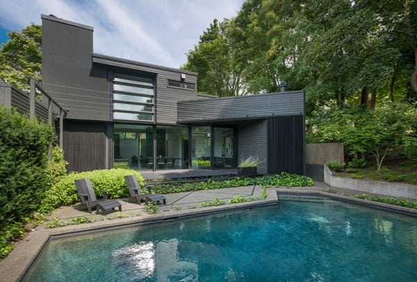 featured posts image for Striking modern renovation of Kuruma House in Seattle