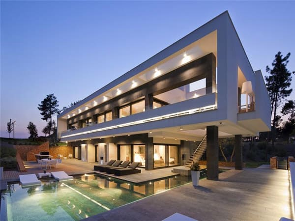 featured posts image for La Vinya luxury villa melds into surroundings in Costa Brava