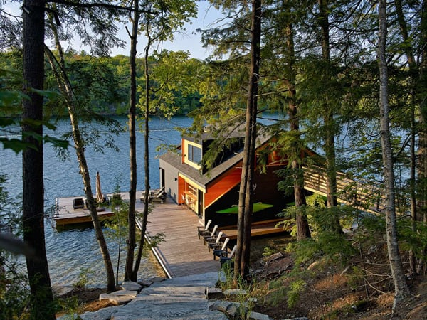 Lake Joseph Boathouse-Altius Architecture-05-1 Kindesign