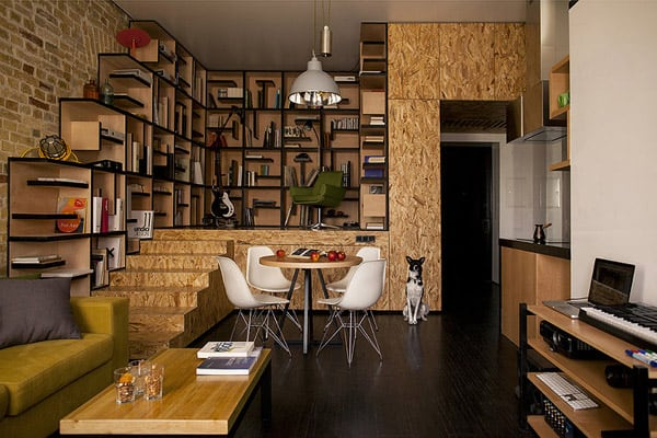 Loft Apartment-Alex Bykov-01-1 Kindesign
