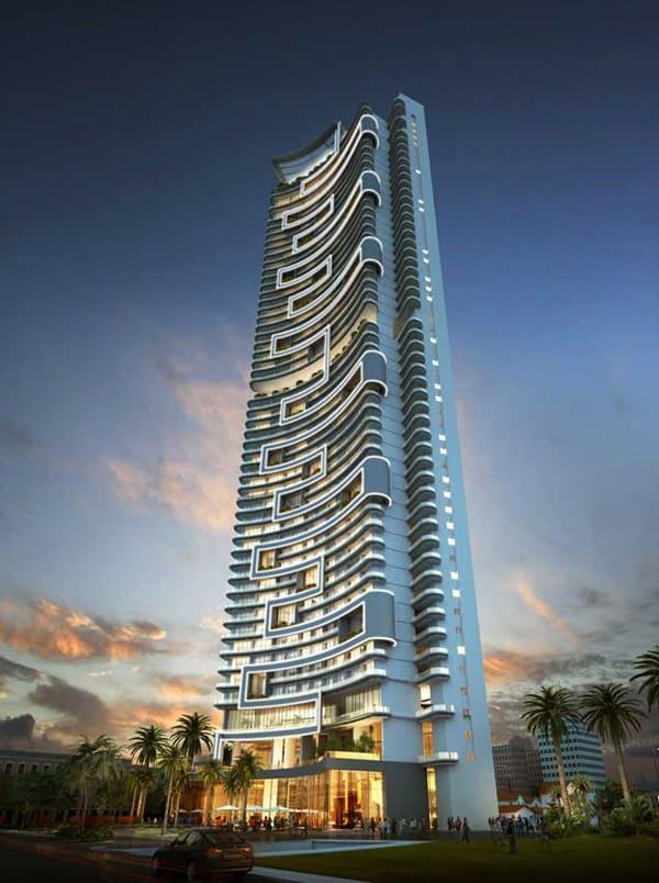 Milano Residences-Broadway Malyan Architects-11-1 Kindesign