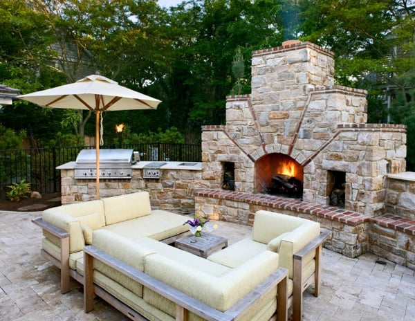 featured posts image for 70 Awesomely clever ideas for outdoor kitchen designs