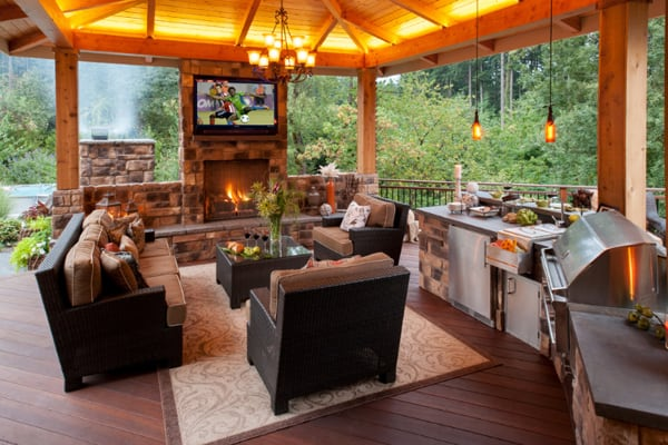 Outdoor Kitchen Designs 48 1 Kindesign