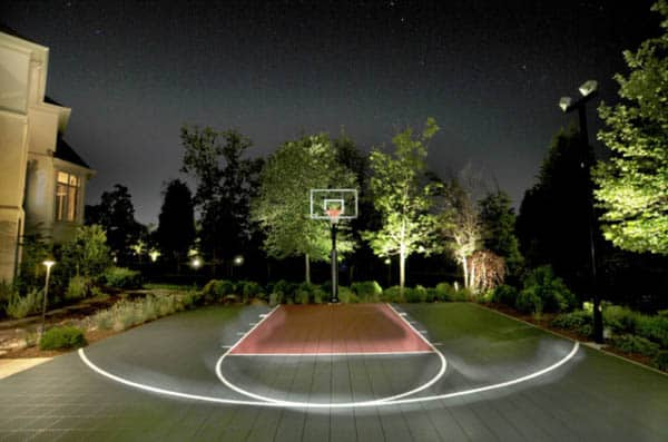 featured posts image for The world's most famous homes with sports courts