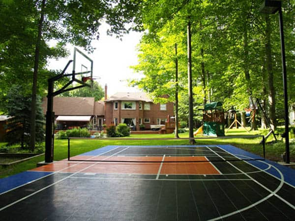 Outdoor Sports Courts-08-1 Kindesign