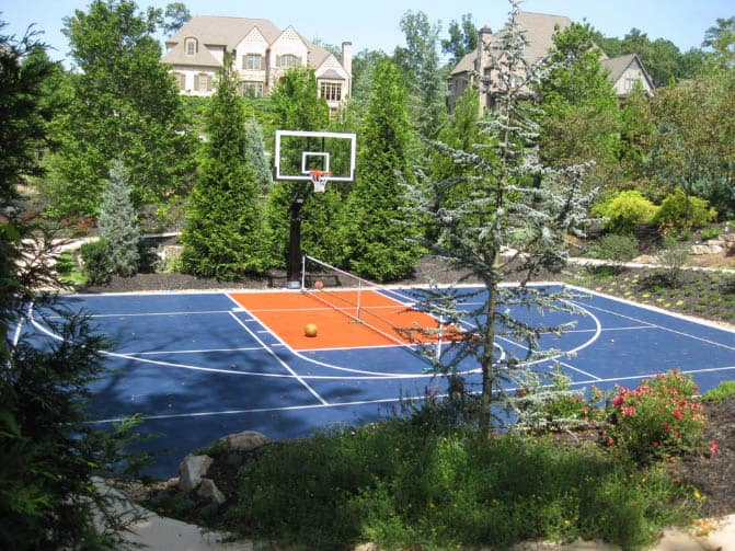 Outdoor Sports Courts-14-1 Kindesign