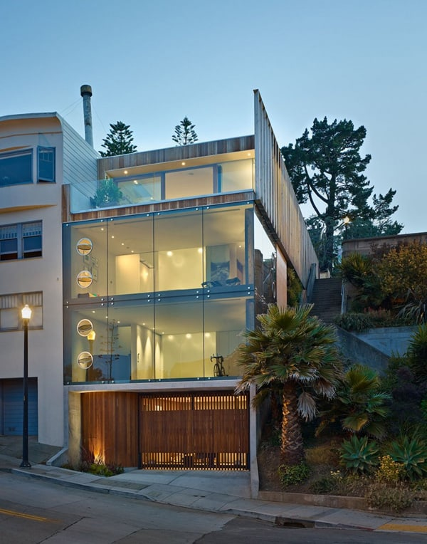 featured posts image for Three-story glass tower in San Francisco: Peter's House