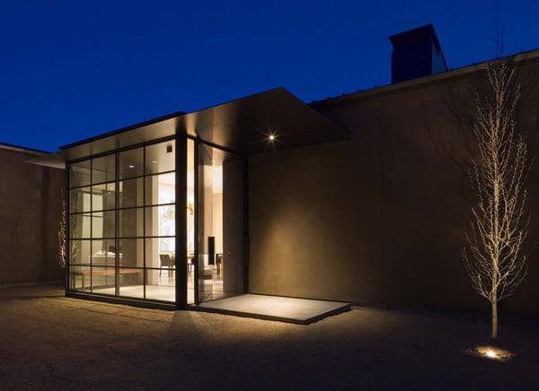 Portland Hilltop House-Olson Kundig Architects-03-1 Kindesign