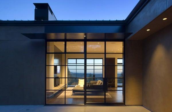 Portland Hilltop House-Olson Kundig Architects-04-1 Kindesign