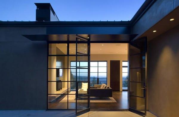 Portland Hilltop House-Olson Kundig Architects-05-1 Kindesign