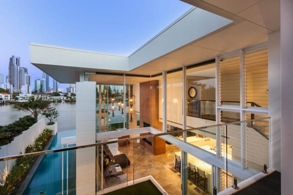 Promenade Residence-Bayden Goddard Design Architects-05-1 Kindesign