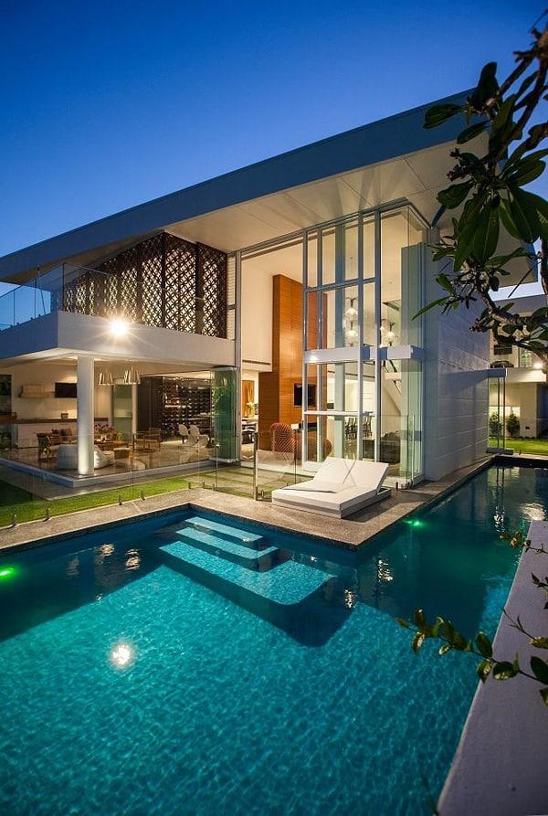 Promenade Residence-Bayden Goddard Design Architects-09-1 Kindesign