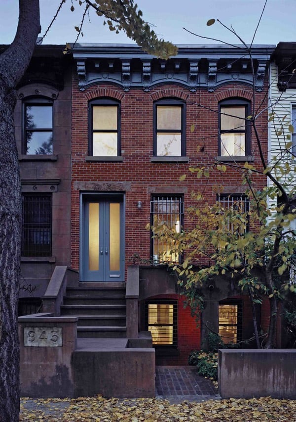 featured posts image for Prospect Heights Row House gets stunning budget transformation