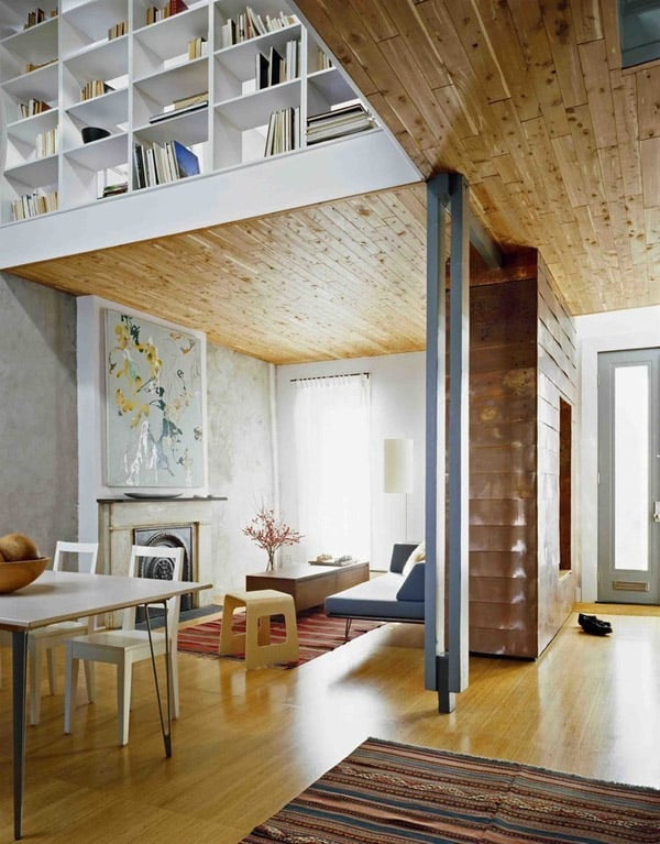 Prospect Heights Row House-Delson or Sherman Architects-02-1 Kindesign