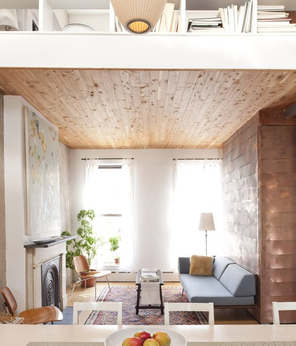 Prospect Heights Row House-Delson or Sherman Architects-03-1 Kindesign