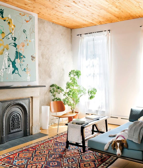 Prospect Heights Row House-Delson or Sherman Architects-04-1 Kindesign