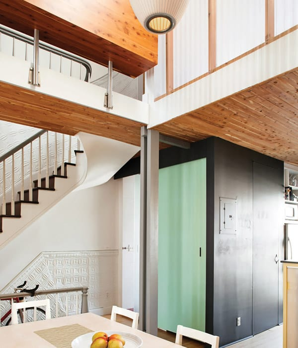 Prospect Heights Row House-Delson or Sherman Architects-06-1 Kindesign