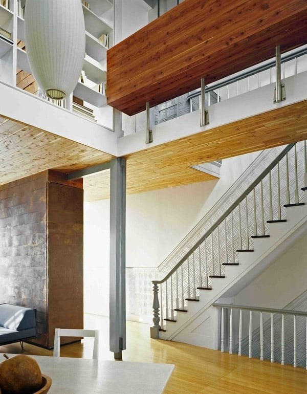 Prospect Heights Row House-Delson or Sherman Architects-08-1 Kindesign