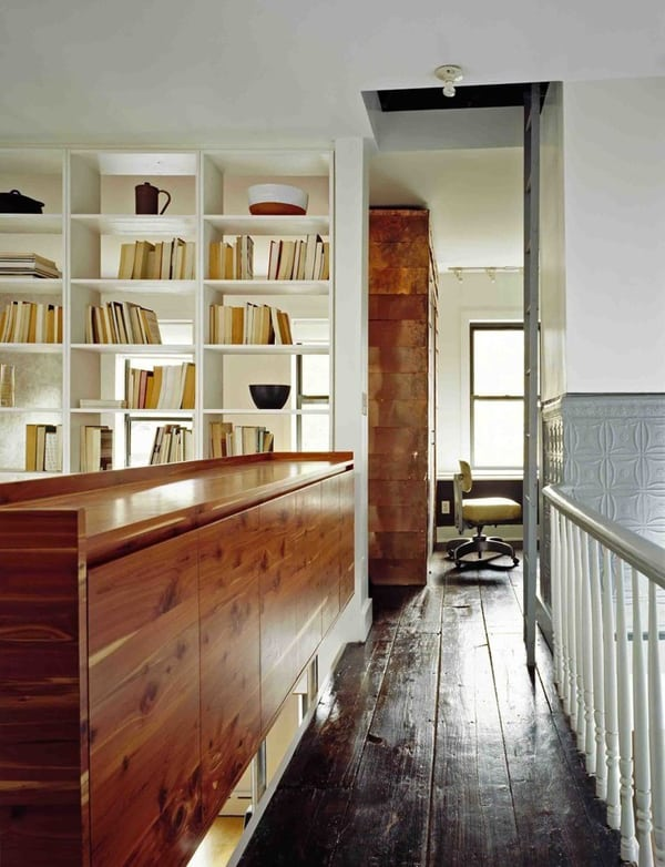 Prospect Heights Row House-Delson or Sherman Architects-10-1 Kindesign