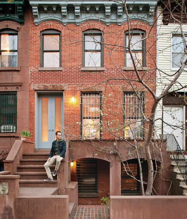 Prospect Heights Row House-Delson or Sherman Architects-20-1 Kindesign
