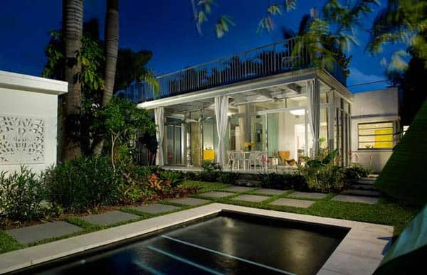 featured posts image for Modern weekend retreat: San Marino Island House