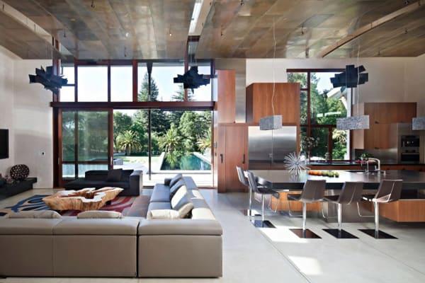 Saratoga Creek House-WA design-11-1 Kindesign