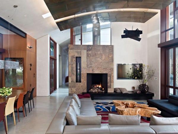 Saratoga Creek House-WA design-12-1 Kindesign