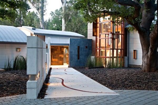 Saratoga Creek House-WA design-26-1 Kindesign