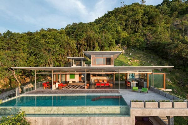 featured posts image for Fantastic open plan living in Koh Samui: The Naked House