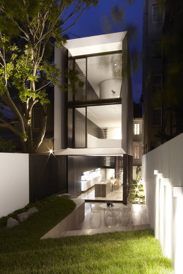 featured posts image for Turn-of-the-century terrace house in Sydney: Tusculum Residence