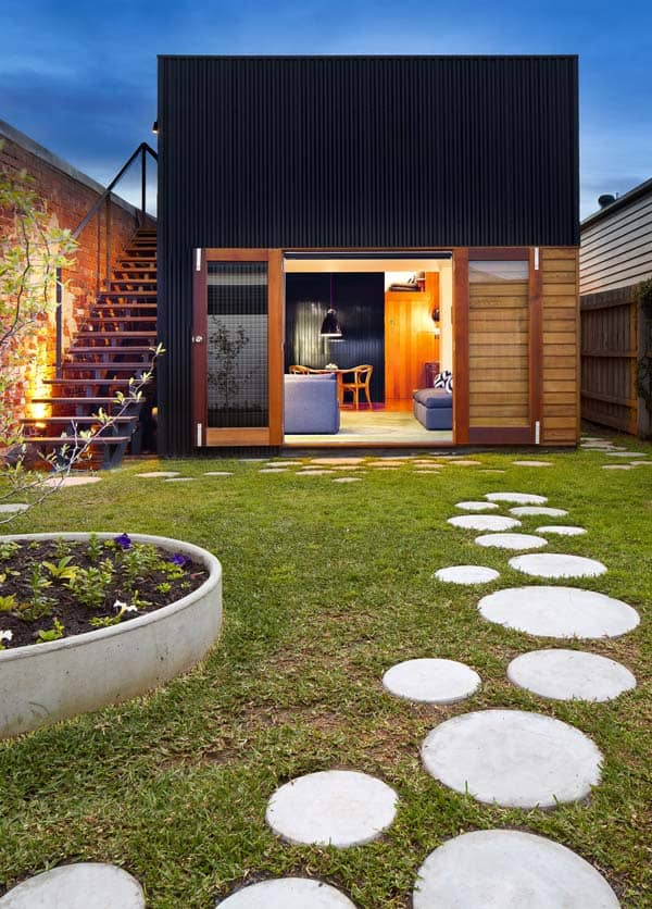 featured posts image for Brunswick House in Australia by Christopher Botterill