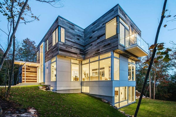 Gatineau Hills Residence-Christopher Simmonds Architect-02-1 Kindesign