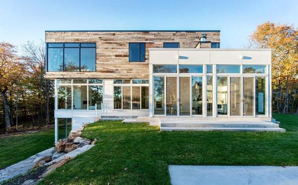 Gatineau Hills Residence-Christopher Simmonds Architect-05-1 Kindesign