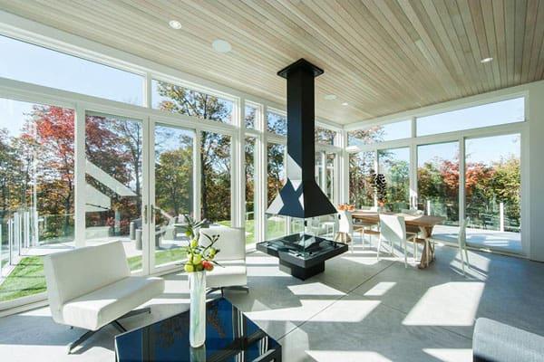 Gatineau Hills Residence-Christopher Simmonds Architect-08-1 Kindesign