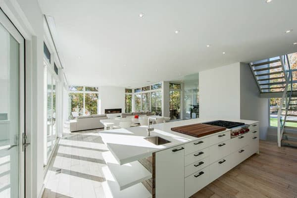 Gatineau Hills Residence-Christopher Simmonds Architect-13-1 Kindesign