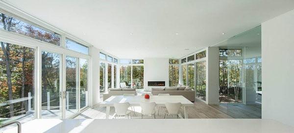 Gatineau Hills Residence-Christopher Simmonds Architect-14-1 Kindesign