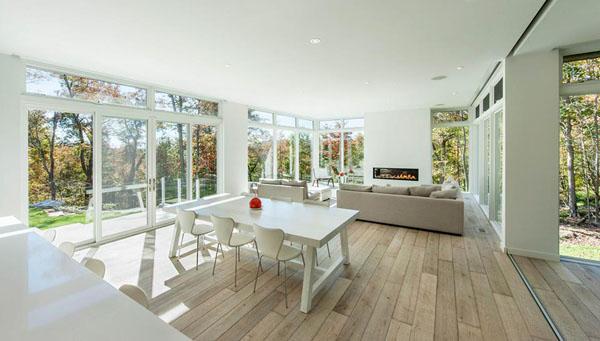 Gatineau Hills Residence-Christopher Simmonds Architect-15-1 Kindesign