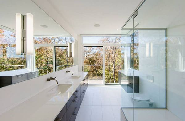 Gatineau Hills Residence-Christopher Simmonds Architect-18-1 Kindesign