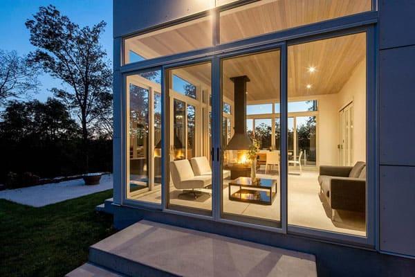 Gatineau Hills Residence-Christopher Simmonds Architect-20-1 Kindesign
