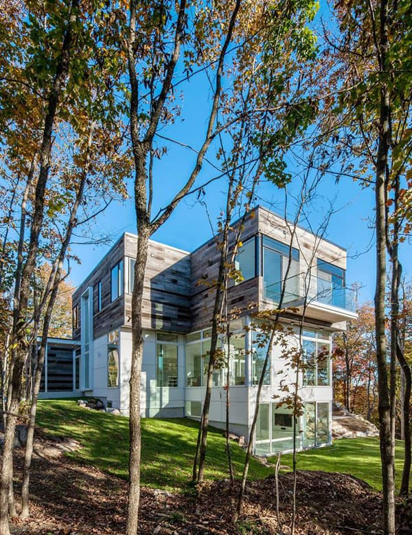 Gatineau Hills Residence-Christopher Simmonds Architect-21-1 Kindesign