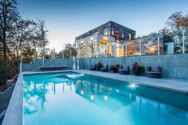 Gatineau Hills Residence-Christopher Simmonds Architect-22-1 Kindesign
