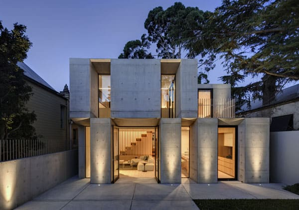 Glebe House-Nobbs Radford Architects-01-1 Kindesign