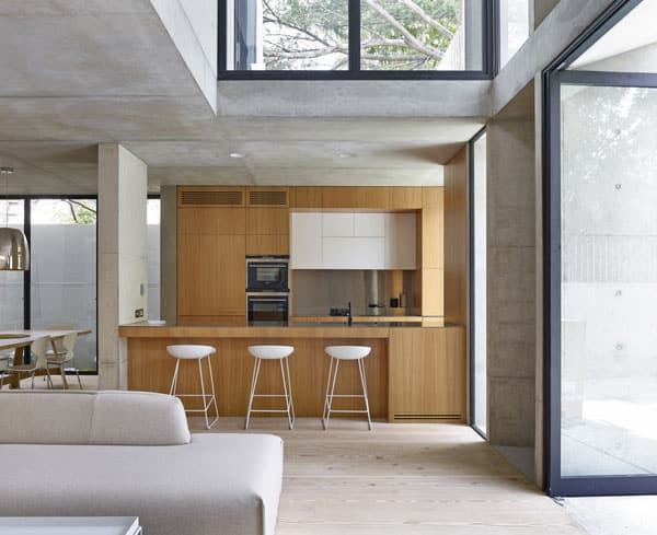 Glebe House-Nobbs Radford Architects-02-1 Kindesign