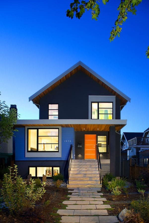 featured posts image for Modern Green Renovation in Vancouver by Marken Projects
